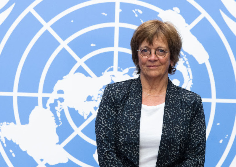 Isabelle Durant is Acting Secretary General of UNCTAD