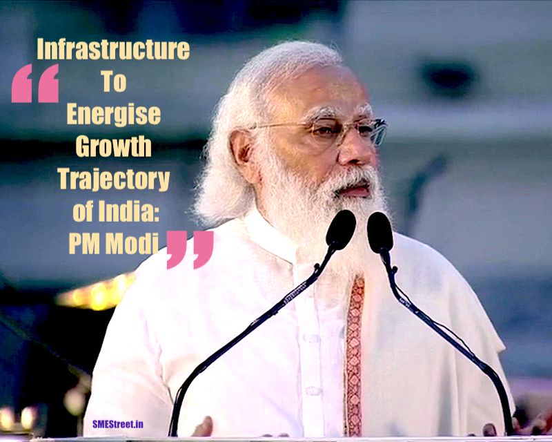 PM Modi Emphasised on Infrastructure Development At Fast Pace at PRAGATI Meeting