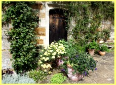 3 Garden Doorway