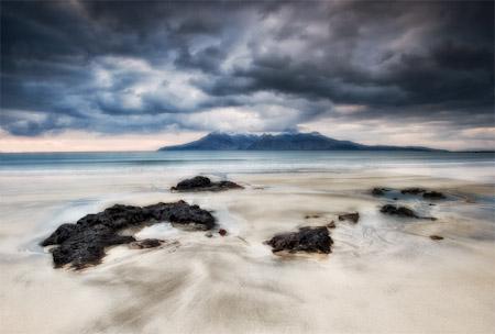 Eigg Seascape