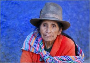 Huaraz Woman