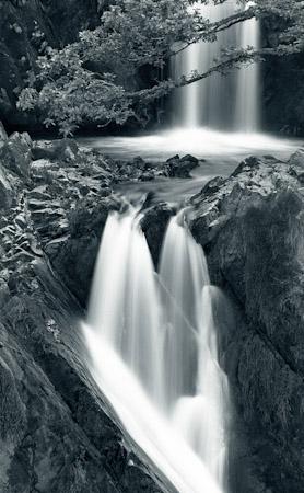 Llanberris Falls