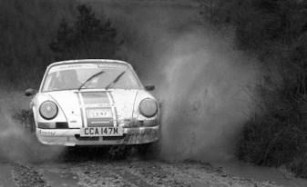 Muddy Porsche