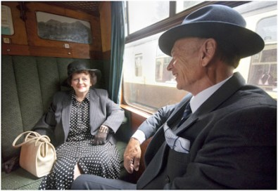Reliving the Brief Encounter