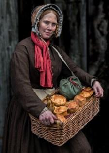 The Pie Seller