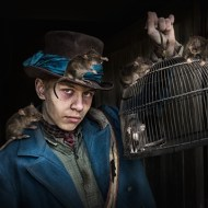 GPU Gold medal-Rat Catcher-Neil Humphries-- England