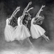 SPS Ribbon -The Three Dancers-Pauline Pentony ARPS AFIAP DPAGB-ARPS AFIAP DPAGB-England