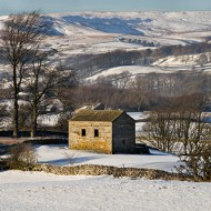 commended-winter in swaledale