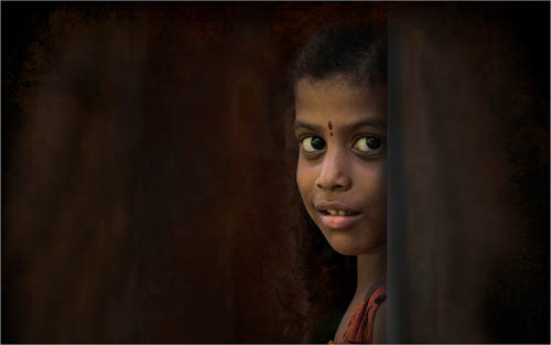 sps ribbon-indian girl-peter siviter efiap dpagb-england