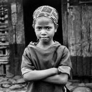 sps ribbon young girl ethiopia bob moore-england