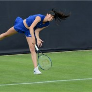 Commended-Oceane Dodin Power Serve-David Keel