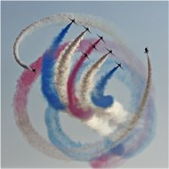 Highly Commended-Red Arrows-Mike Edwards