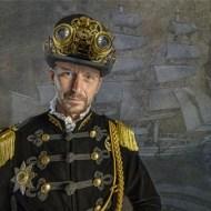 Third-Admiral Christoph-Mike Sharples