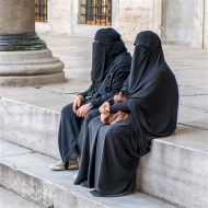 Sitting by the Mosque-Kaz Diller