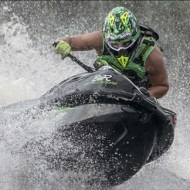 First-Jet Skier-John Birch