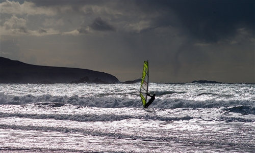Highly Commended-Storm at Whitesands-Andre Haynes