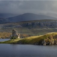 Highly Commended-Ardvreck Castle-Ray Allen