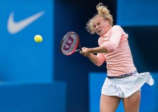 Katerina and the Nike Tick