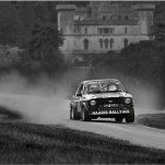 Highly Commended-Eastnor Rally Stage-Mick Jennings