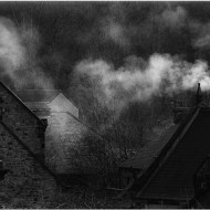 Commended-Beamish Chimneys (2)-Mike Edwards