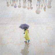 Commended Walking in the Rain Warren Alani