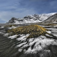 Highly Commended Icelandic Blacksand Beach Mike Sharples