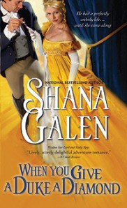 Review: When You Give a Duke a Diamond by Shana Galen
