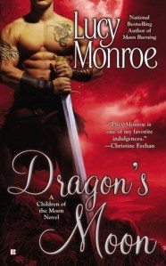 Review: Dragon's Moon by Lucy Monroe