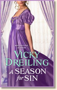 Review: A Season for Sin by Vicky Dreiling