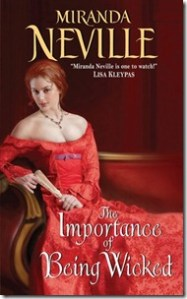 Review: The Importance of Being Wicked by Miranda Neville