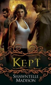 Review: Kept by Shawntelle Madison