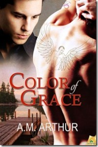 Review: Color of Grace by A.M. Arthur