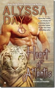 Review: Heart of Atlantis by Alyssa Day