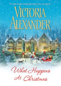 Review: What Happens at Christmas by Victoria Alexander