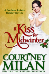 Review: A Kiss for Midwinter by Courtney Milan