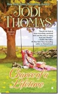 Review: Chance of a Lifetime by Jodi Thomas