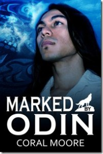 Review: Marked by Odin by Coral Moore