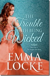 Review: The Trouble With Being Wicked by Emma Locke