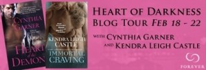 The Heart of Darkness Blog Tour