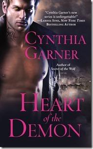 Heart of the Demon_Cynthia Garner
