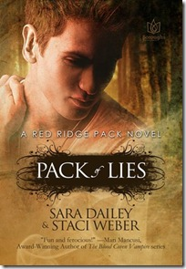Review: Pack of Lies by Sara Dailey and Staci Weber