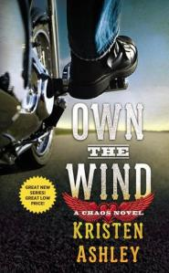 Review: Own The Wind by Kristen Ashley