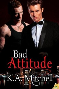Review: Bad Attitude by K.A. Mitchell