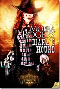 Review: Diana's Hound by Moira Rogers