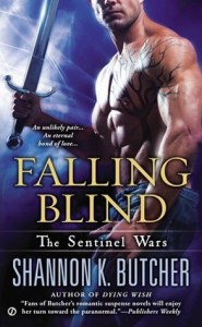 Review: Falling Blind by Shannon K. Butcher