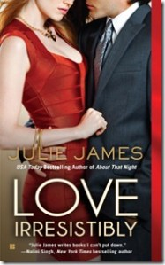Review: Love Irresistibly by Julie James