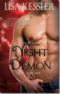 Review: Night Demon by Lisa Kessler
