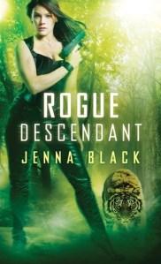 Review: Rogue Descendant by Jenna Black