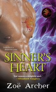 Review: Sinner's Heart by Zoe Archer