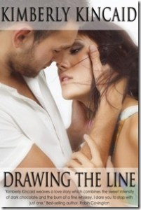 Review: Drawing the Line by Kimberly Kincaid